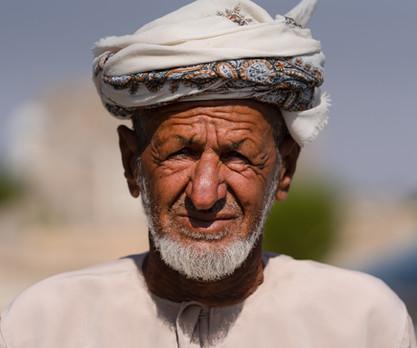 Omani Elder