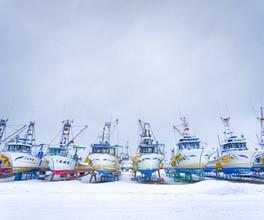 Hokkaido boats