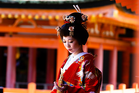 Miyajima Bride