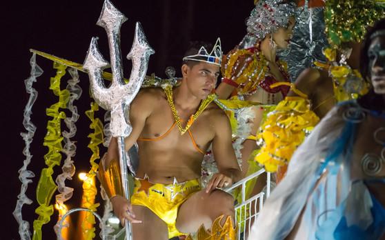 Carnivale Santaigo De Cuba