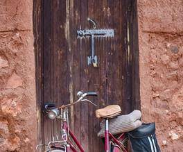 Morocco bike