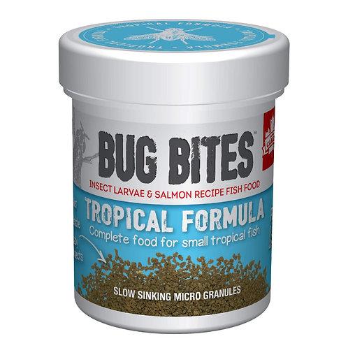 Bug Bites Tropical Micro Granules (S-M), 1.6 oz (45 g)