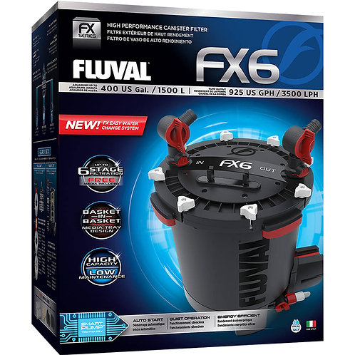 FX6 High Performance Canister Filter, up to 400 US Gal (1500 L)