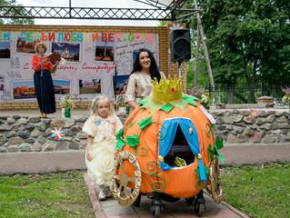 «День Петра и Февроньи» -  парад колясок