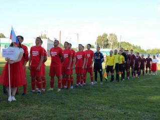 В Стародубе открылся чемпионат Брянской области по футболу