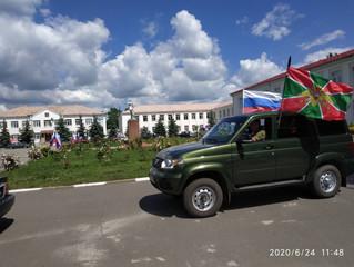 ПАРАД ПОБЕДЫ!!! В Стародубе в честь парада Победы состоялся автопробег