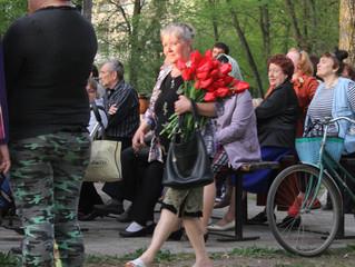 """""""Тот цветущий и поющий яркий май"""""""