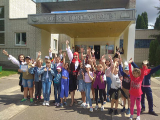 «День флота России» в летнем лагере МБОУ Стародубская СОШ №2