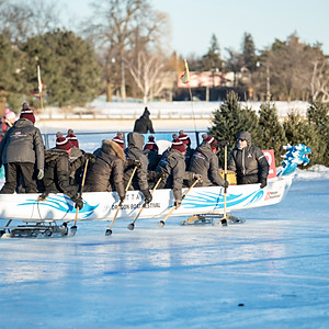 2019 IIDBF Ice Dragon Boat Club Crew Championships