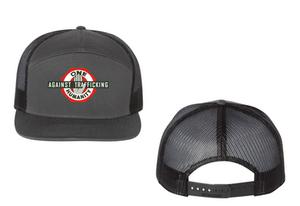 Trucker Hat (Charcoal & Black)