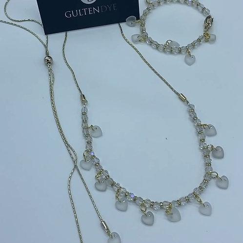 Hearts/ Jewelry Set