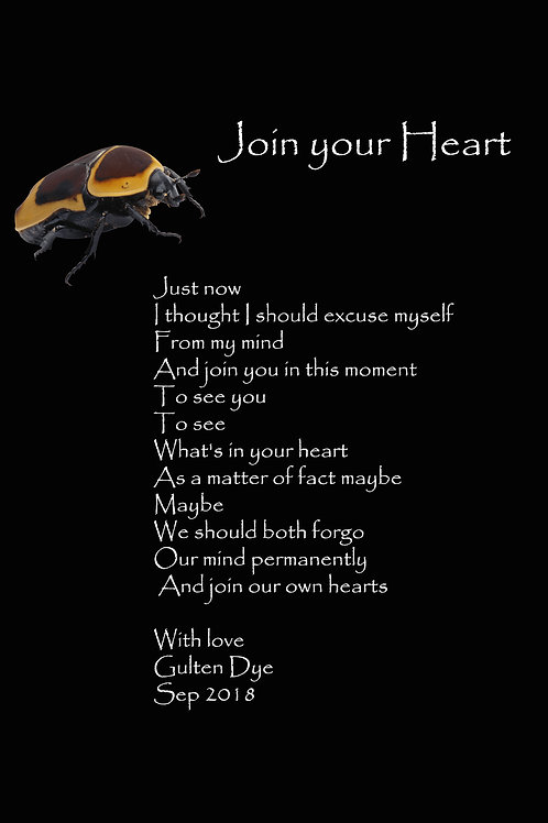 Join your Heart