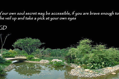 Your own soul secret may be accessible,