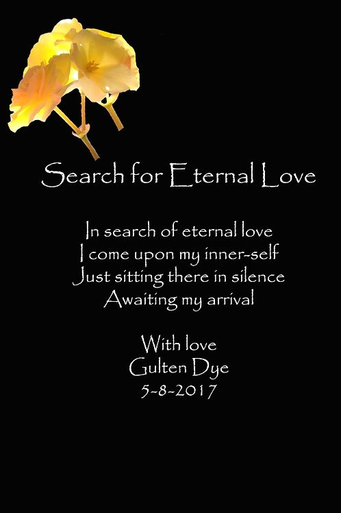 Search for Eternal Love