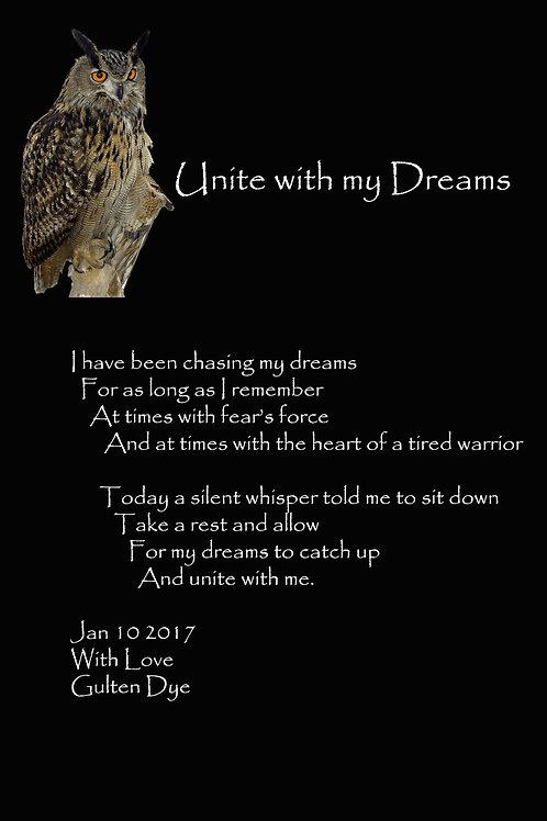 Unite with my Dreams