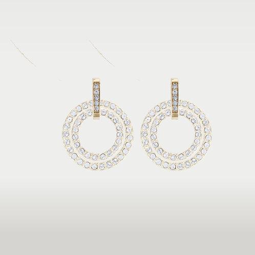 Infinite Circles (S/M) Earrings
