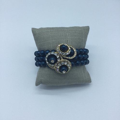 Swarovski Crystal pearl Bracelets
