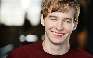 Headshot Ryan Smiling