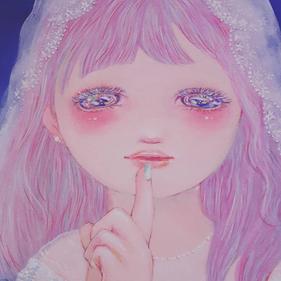 pinkとblueの間