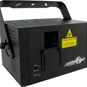 5 watt G animation laser