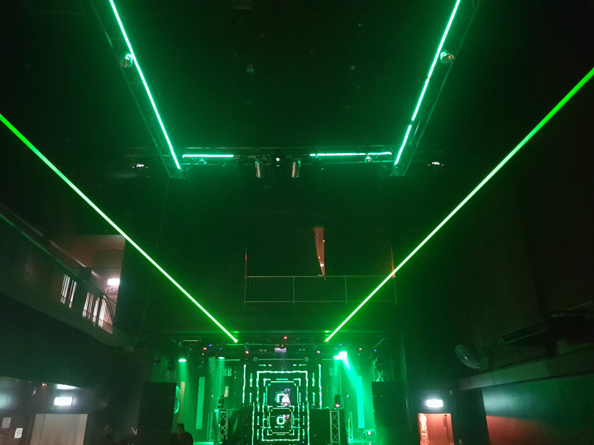 FROM $500 LASER EFFECT LIGHING
