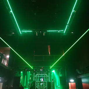 FROM $800 LASER EFFECT LIGHING