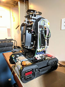 moving head repair