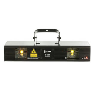 $25 Twin laser RGY