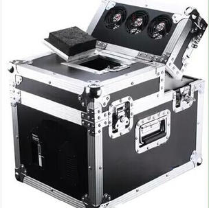 The HZ3000 Professional Haze machine is specially designed for medium and big shows/events. The machine is integrated into a durable flight case (with castors) and creates enormous amounts of fog or fine, long-lasting haze to fill up the venue in minutes. Perfect for use in theatres, clubs, stage productions, rental companies and industrial applications.