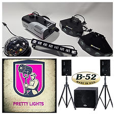 Sound and lights pack 2
