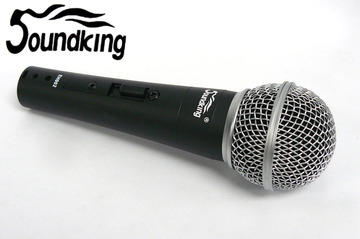Soundking pro dynamic microphone similar to Shure SM58  from $10