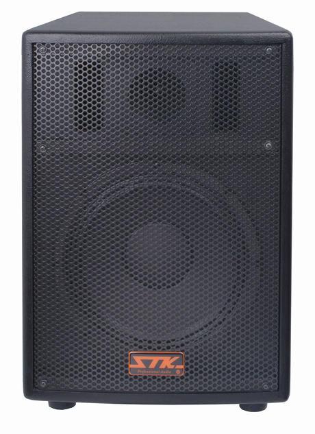 (8) $60 2x 12inch stk 450watt passive with Amp
