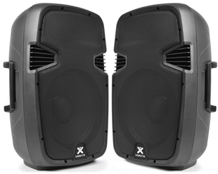 (1) Budget Active Speaker - 12 Inch (PAIR)  $50 for the pair