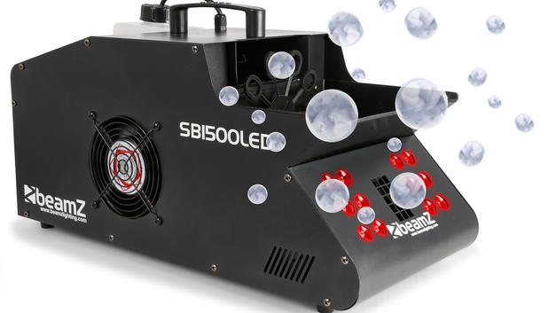 Fubble-Smoke and Bubble Machine  $50