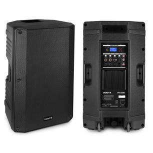 $80 2 x 15 inch speakers Bluetooth/mp3