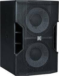 """$100 HIGH POWER 2000W RMS POWERED 2 x 12"""" SUBWOOFER"""