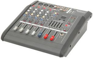 $60 with 2x 150 watt 15inch speakers Powered Mixer + USB Player