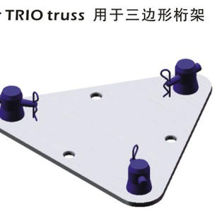 Tri plate $5
