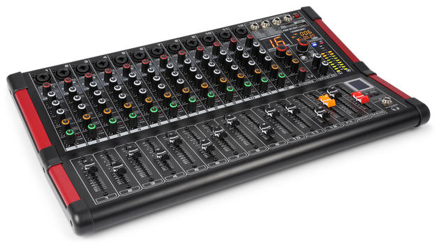$60 12 Channel Music Mixer