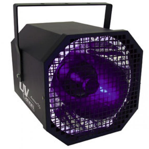 UV CANNON 400-Watt Blacklight  $25 Weekend Hire
