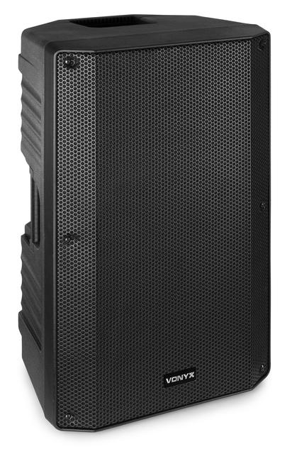 "(2) $60 15inch Bi-Amplified Active Speaker 15"" 500 Watts - Bluetooth / MP3"