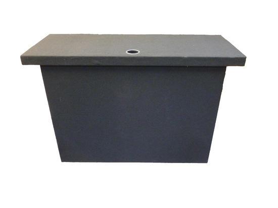 Portable Black Carpet DJ Table  $35 Weekend Hire