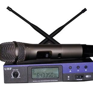 $50 Wireless Single Handheld microphone  $35