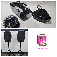 Sound and lights pack 1
