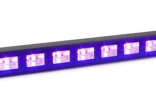 UV LED Bar Long - 18x 3 Watt UV Blacklight  $25 Weekend Hire