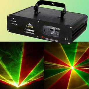 $30 LASER FS6-RGY  CR Laser RGY