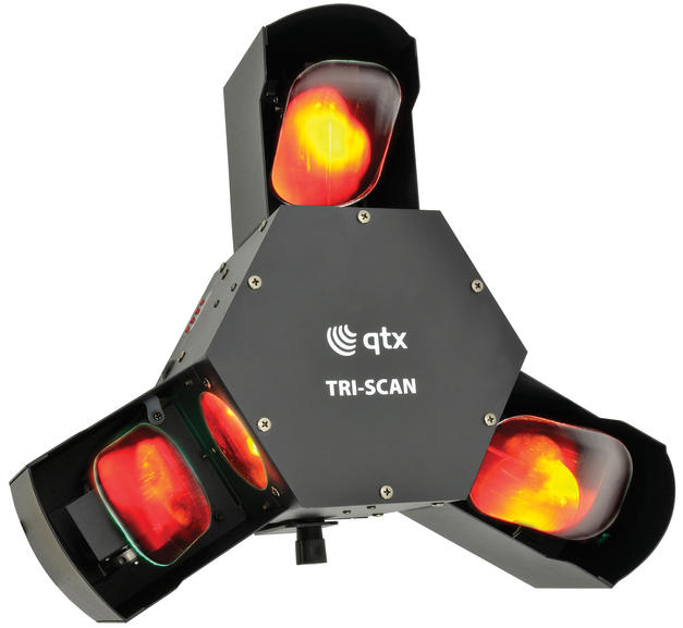 TRI SCAN - Triple Head Scanner  $25