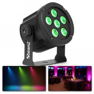 $8 LED Slim Par 30 with IR remote
