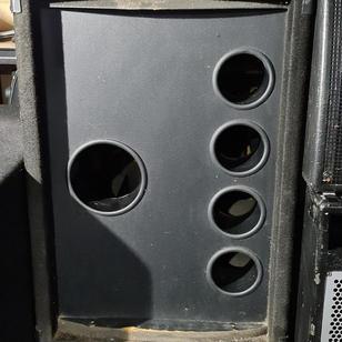$120 2x RCF 800watt bass bins