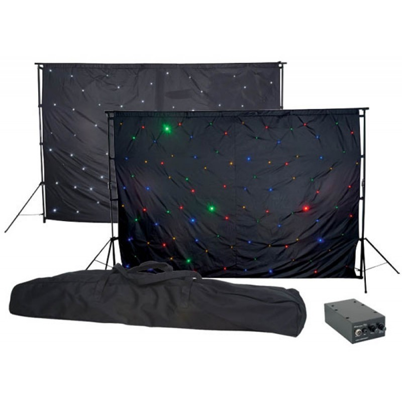 $40 led Curtain $40